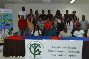 Facilitators, CYEN Representatives and trainees