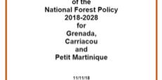 Grenada Forest Strategy 2018-2028